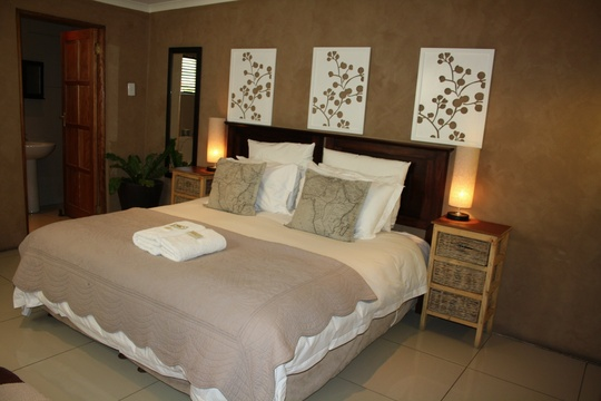 De Luxe Room, Lalalapha Guest House